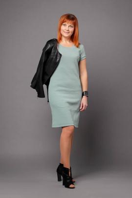 Платье Соджи 481 зеленый
