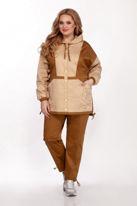 Брюки, Куртка LaKona 1350 песок