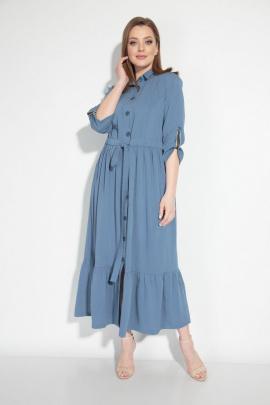 Платье Michel chic 2051 голубой