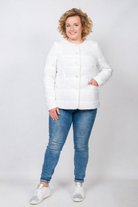 Куртка TrikoTex Stil Л1507 белый