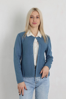 Жакет Romgil ТЗ133 голубой