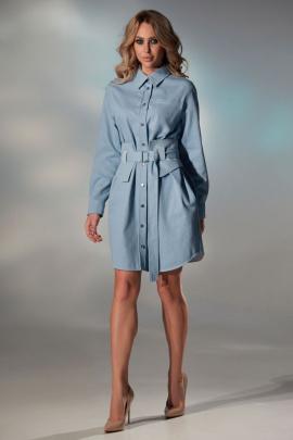 Платье Golden Valley 4707 голубой
