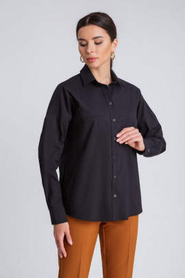 Рубашка IVARI 404 черный