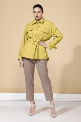 Куртка ALEZA 1004 желтый