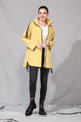 Куртка ALEZA 1005 желтый