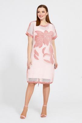 Платье Mubliz 537 розовый
