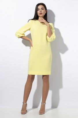 Платье VIZAVI 647 желтый