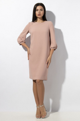 Платье VIZAVI 647 пудра
