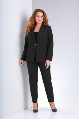 Женский костюм Vilena 603 черный