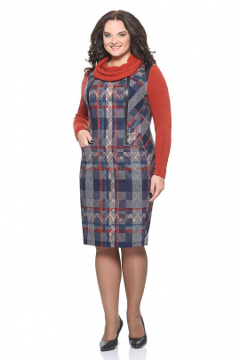 Платье OLANTIZ 4084