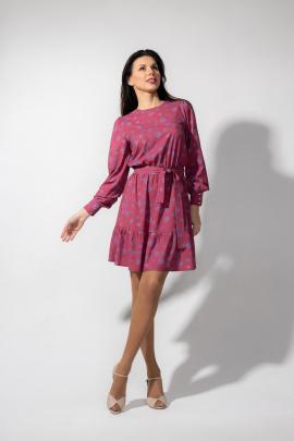Платье YFS 6147 розовый