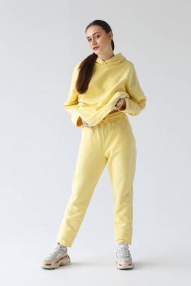 Брюки,Худи Kod.wear М-201+М-301 желтый