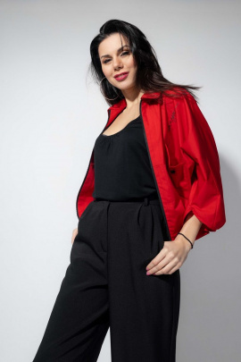 Блуза YFS 6613 красный