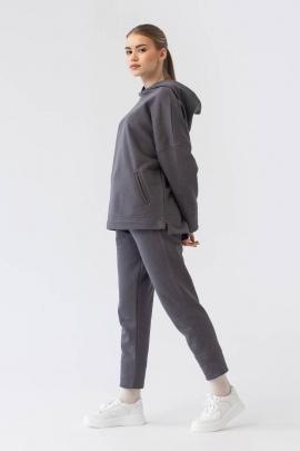 Брюки,Худи Kod.wear М-201+М-301 серый