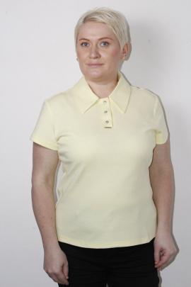 Майка MIRSINA FASHION 14880113 желтый