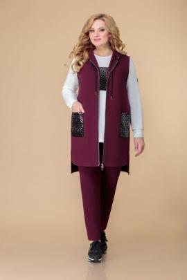Спортивный костюм Svetlana-Style 1492 бордовый