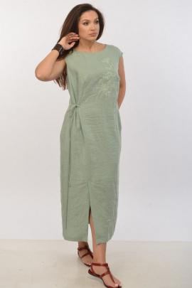Платье MALI 421-019 ментол
