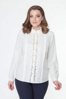 Блуза ELITE MODA 5212 молочная