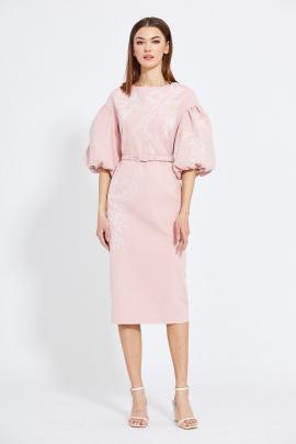 Платье EOLA 2041 пудра