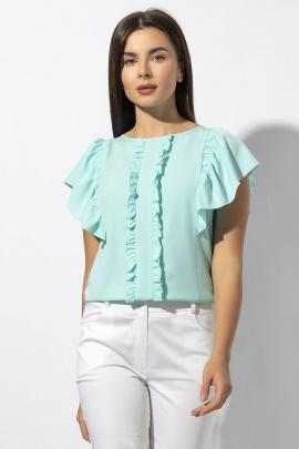 Блуза VIZAVI 645 мята