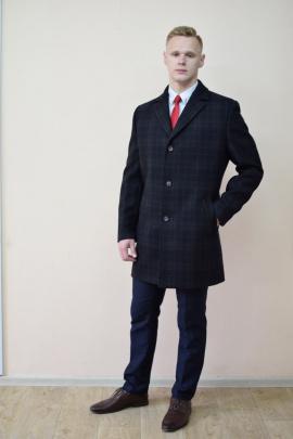 Пальто DOMINION 1897D 9C145-P49 188 черный