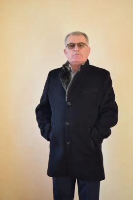Пальто DOMINION 1949D 9C152-P49 176 черный