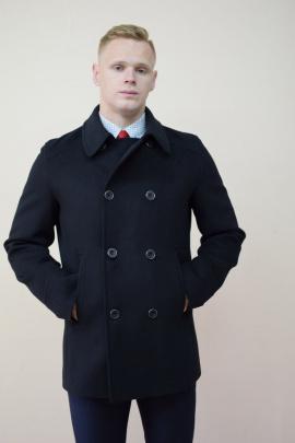 Пальто DOMINION 1958D 1C17-P49 182 черный