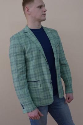Пиджак DOMINION 4391D 6C21-P49 182 зеленый