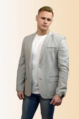 Пиджак DOMINION 4454DK 9C62-P49 176 светло-серый