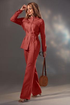 Женский костюм Golden Valley 6481 красный