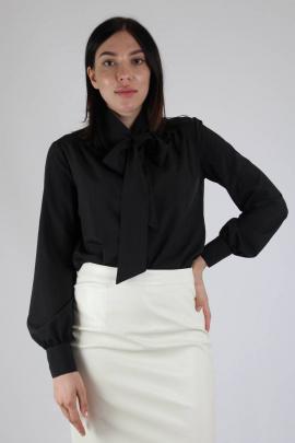 Блуза VLADOR 500616-1 черный