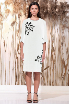 Платье Faufilure С1156 белый