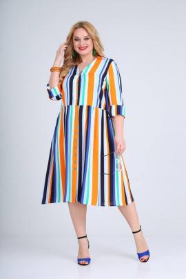 Платье Celentano 1940.2 полоска