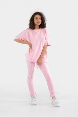 Футболка Anli 048 розовый