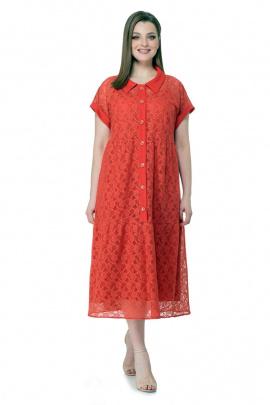 Платье Мишель стиль 955 красный