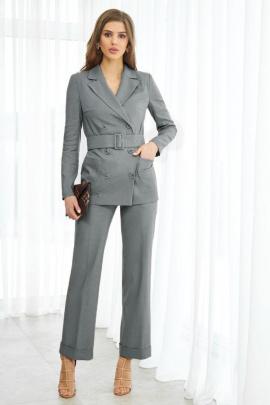 Женский костюм AYZE 2001 серый