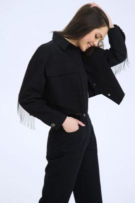 Куртка LaVeLa L70040 черный