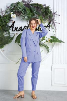 Женский костюм Anastasia 580 фиалка