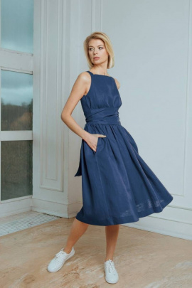 Платье LULA.BY LY2021LNBL
