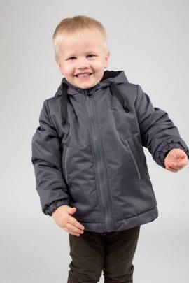 Куртка Weaver 7017 темно-серый/графит
