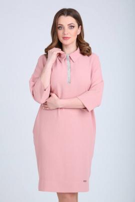 Платье SVT-fashion 482 розовый