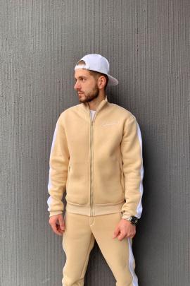 Олимпийка Rawwwr clothing 122-начес бежевый