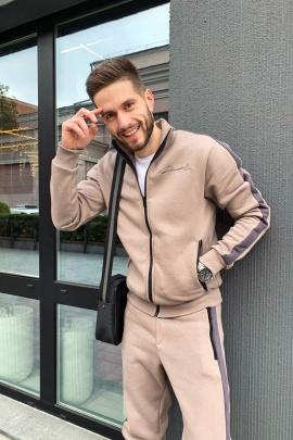 Олимпийка Rawwwr clothing 122-начес пудра