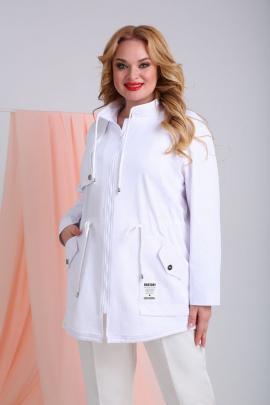 Куртка Ивелта плюс 903 белый