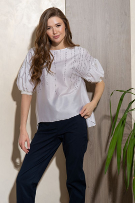 Блуза Condra 16138 белый