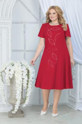 Платье Ninele 5837 красный