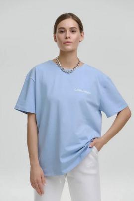 Майка Garsonnier 140022 небесно-голубой
