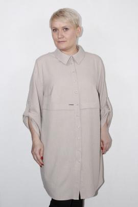 Рубашка MIRSINA FASHION 14470319 лен