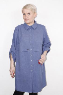 Рубашка MIRSINA FASHION 14470318 джинс