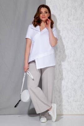 Брюки, Рубашка Beautiful&Free 3030 серый